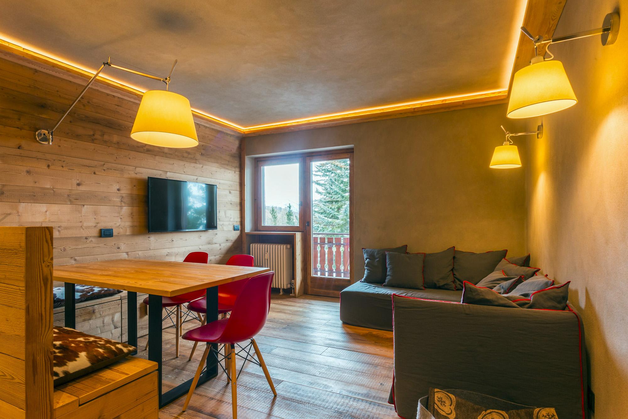 realizazione Design Alpino- Sauze d'Oulx